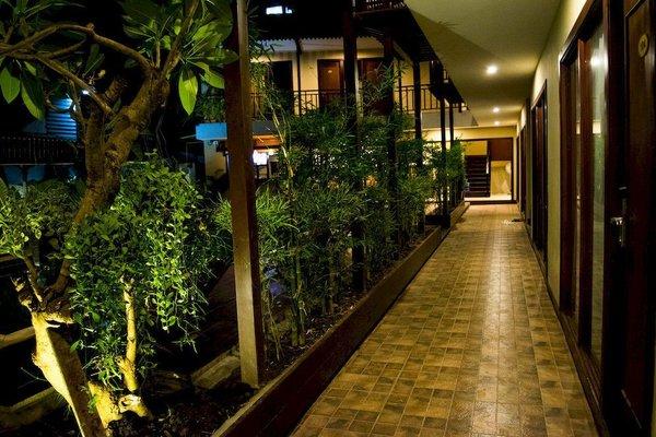 Champa Garden Hotel - фото 16