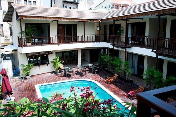Champa Garden Hotel - фото 17