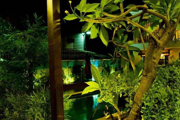 Champa Garden Hotel - фото 18