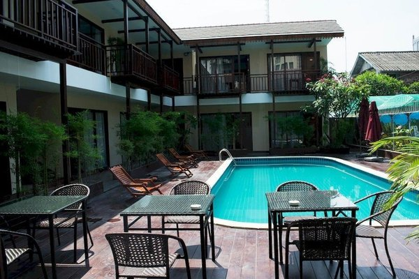 Champa Garden Hotel - фото 19