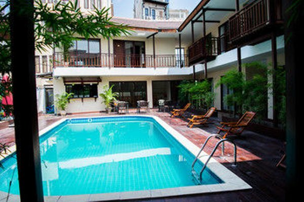 Champa Garden Hotel - фото 20