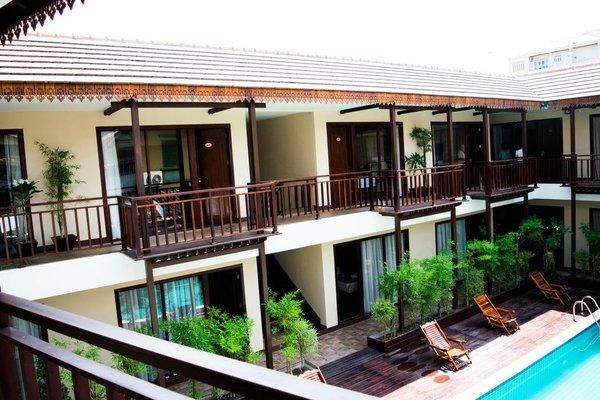Champa Garden Hotel - фото 21