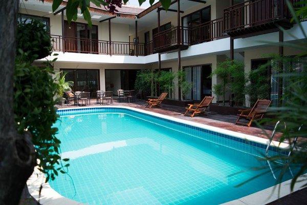 Champa Garden Hotel - фото 23