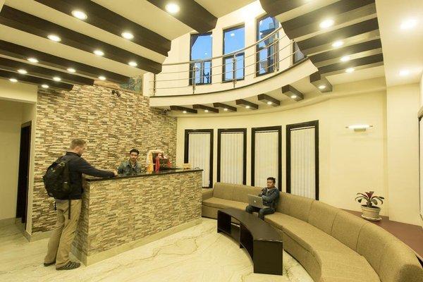 Hotel Dhargye Khangsar - фото 11