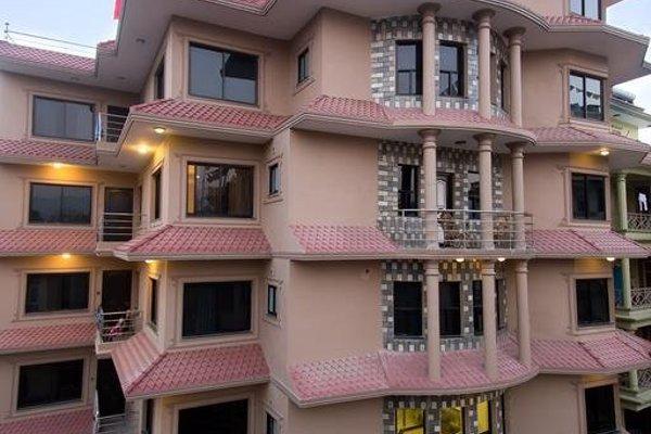 Hotel Dhargye Khangsar - фото 16