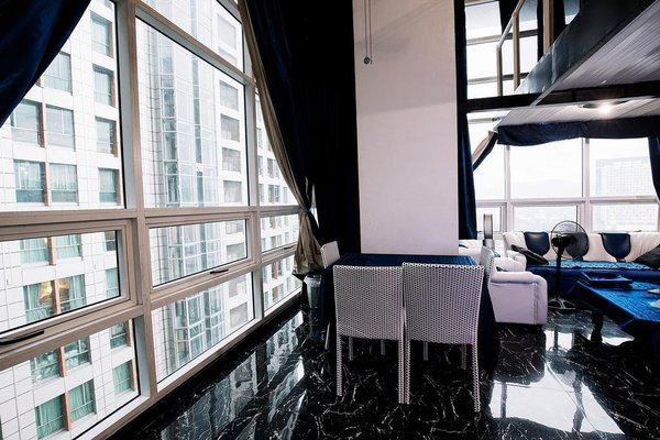 2 Floor Luxury Loft Condominium - фото 16