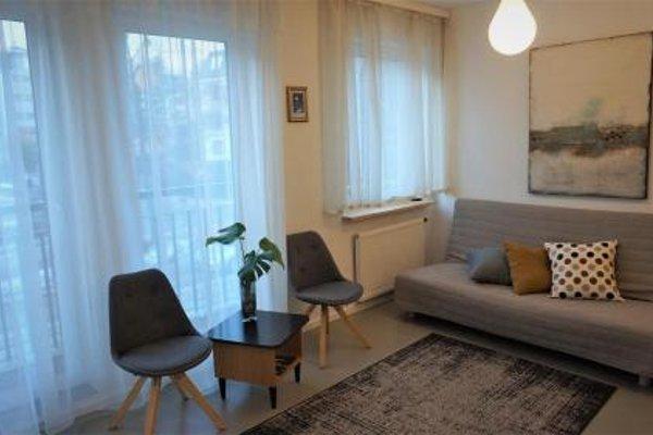 Apartment Krajowej - фото 16