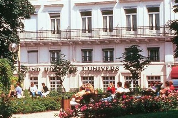 Best Western Grand Hotel de L'Univers - фото 23