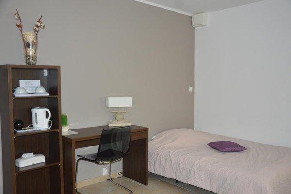 Hotel Alsace Lorraine - 8