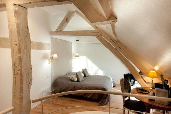 Hotel Le Prieure et La Residence - фото 16