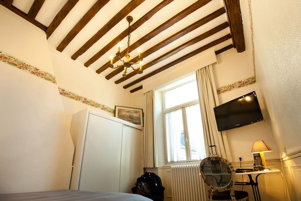 Hotel Le Prieure et La Residence - фото 3