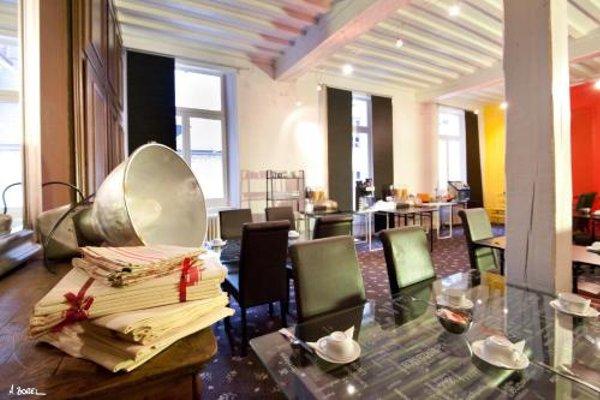 Hotel Le Prieure et La Residence - фото 4