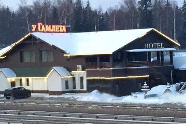 Отель У Гамлета - фото 23