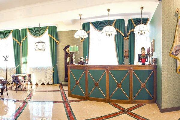 Гостиница Московская Застава - фото 22