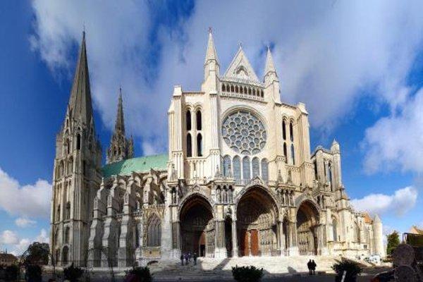 Premiere Classe Chartres Sud - Barjouville - 21