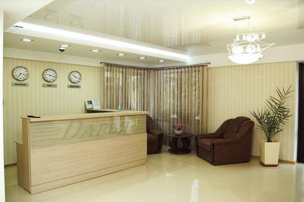 Отель Дарья - фото 14