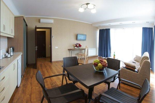 Отель Дарья - фото 5