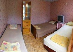 Фото 1 отеля Lazurnoye Guest house - Алушта, Крым