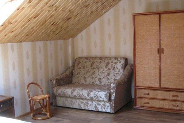 Гостевой дом Можжевеловый Рай - фото 12