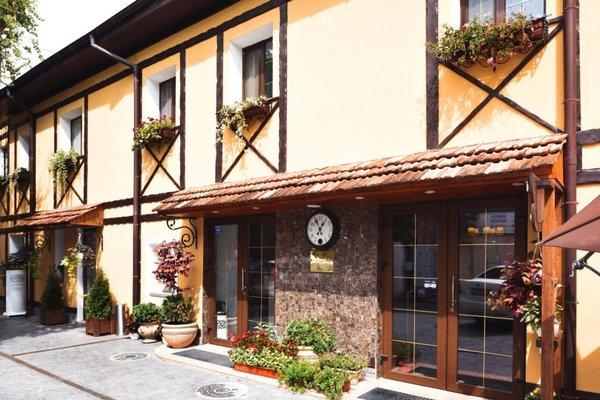 Отель Серовъ - фото 20