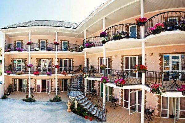 Отель Амели - фото 13