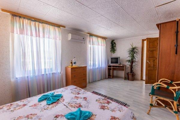 Отель Мини-пансионат Меганом - фото 4