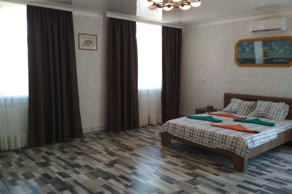 Отель Мини-пансионат Меганом - фото 6