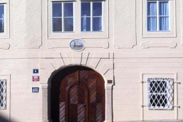 Apartment Dum U Cerneho beranka - фото 13
