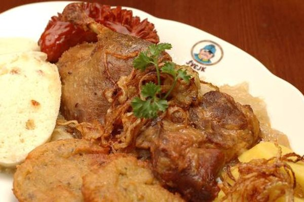 Restaurant Svejk a Pension Brno - фото 17