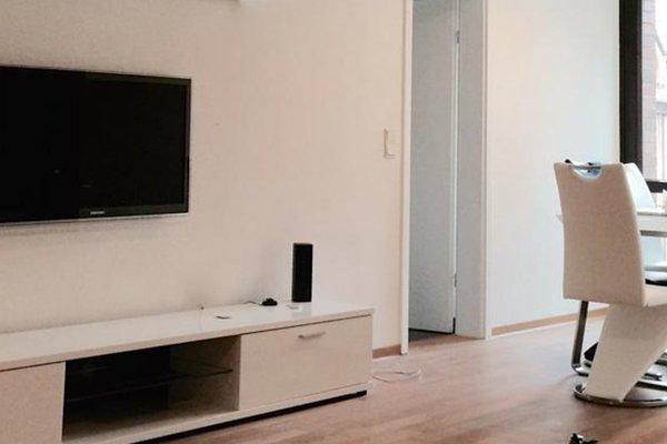 Select Suites & Apartments Dusseldorf City Centre - фото 28