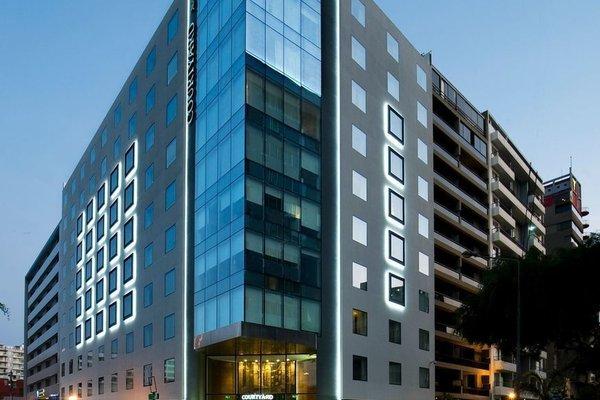 Courtyard by Marriott Lima Miraflores - фото 50