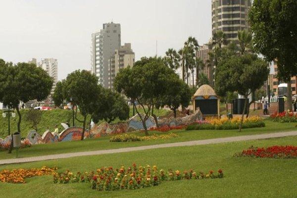 Courtyard by Marriott Lima Miraflores - фото 21