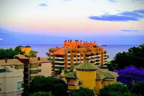 Malaga Beach and Center Backpackers - фото 50