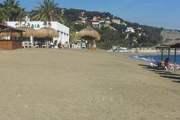 Malaga Beach and Center Backpackers - фото 22