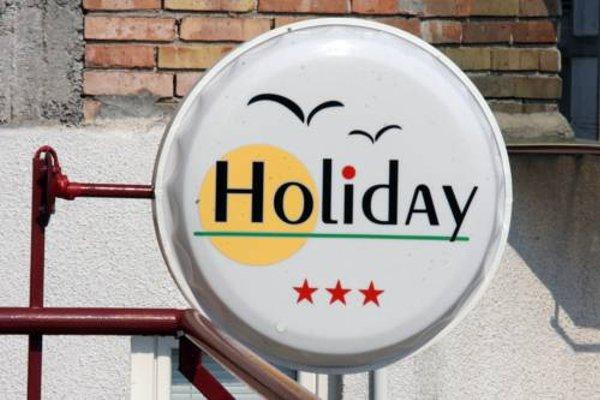 Hotel Holiday Rodopi - фото 10