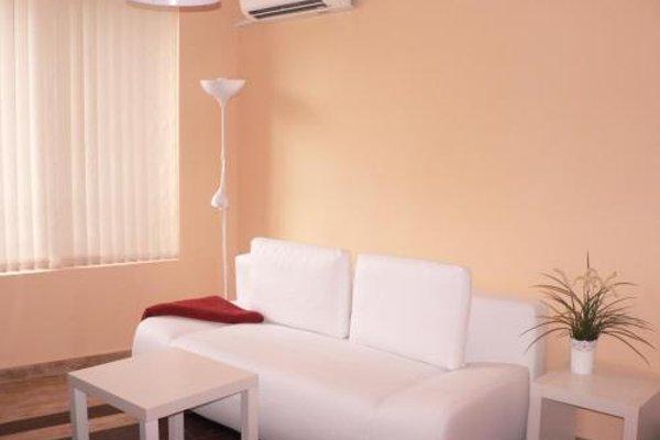 Stay Nexus Spa Apartments - фото 12