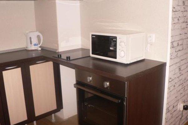 Stay Nexus Spa Apartments - фото 23