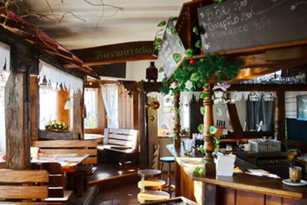 Cafe Verkehrt - Kultur Genuss Hotel - фото 12