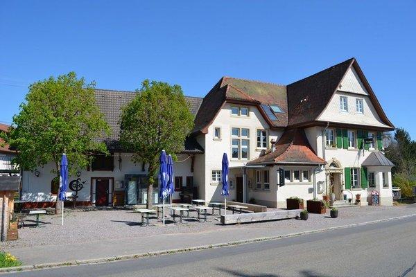Cafe Verkehrt - Kultur Genuss Hotel - фото 20