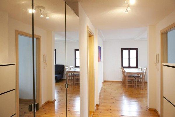 Apartment Leipzig Sternwartenstrasse - фото 17