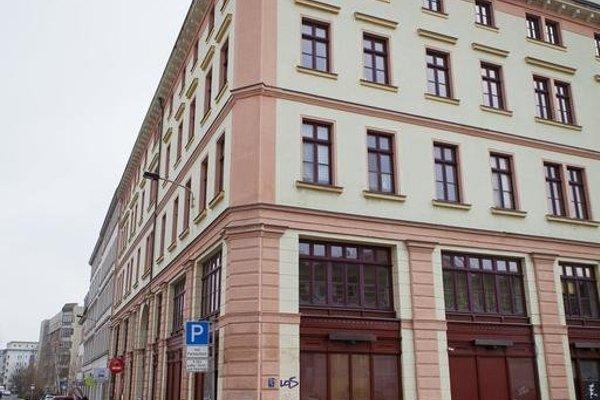 Apartment Leipzig Sternwartenstrasse - фото 19