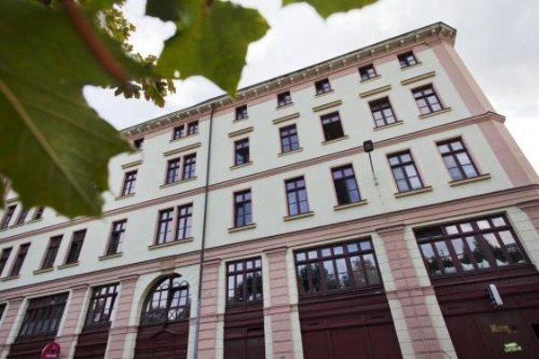 Apartment Leipzig Sternwartenstrasse - фото 20