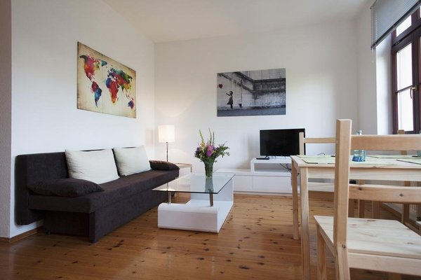 Apartment Leipzig Sternwartenstrasse - фото 4