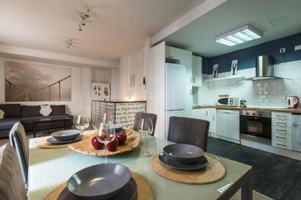 Apartment Calle Amador - фото 50
