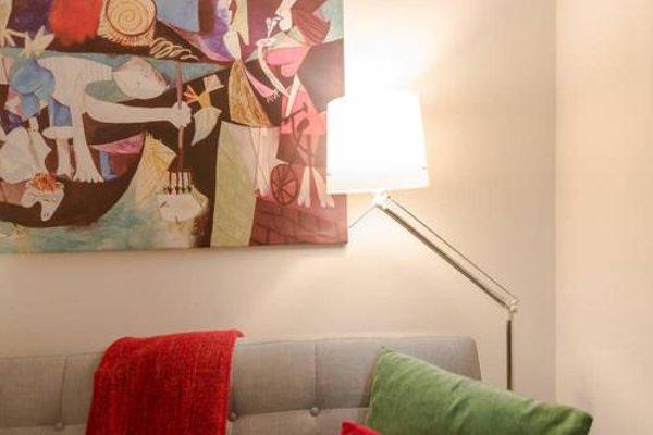 Apartamentos Malaga Merced - фото 11