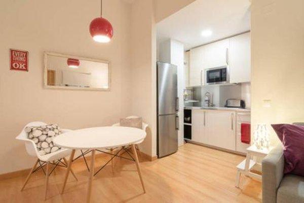 Apartamentos Malaga Merced - фото 14