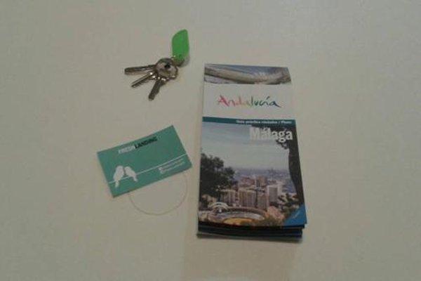 Apartamentos Malaga Merced - фото 19