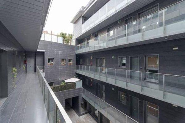 Apartamentos Malaga Merced - фото 20