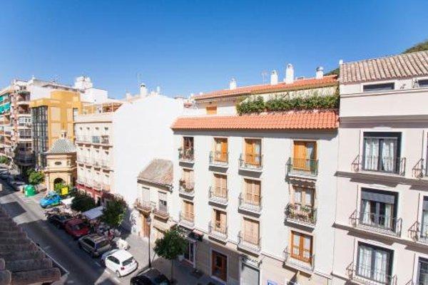 Apartamentos Malaga Merced - фото 21