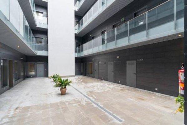 Apartamentos Malaga Merced - фото 23